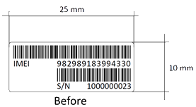 IMEI SN Barcode 10x25mm.png